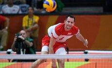 Rio olimpisko spēļu vīriešu volejbola turnīra rezultāti (09.08.2016.)