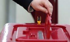 БПБК: партии не превысили размер расходов на предвыборную агитацию