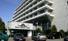 Viesnīcas 'Baltic Beach Hotel' īpašniece 'BBH Investments' pērn nopelna divreiz vairāk nekā 2013. gadā