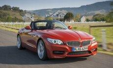 BMW pārtraucis 'Z4' modeļa ražošanu; tiešā pēcteča nebūs
