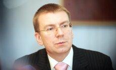 Ukrainas krīzē uzvarētāju nebūs, atzīst Rinkēvičs