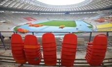 Krievija 2018.gada Pasaules kausa stadionu būvniecībā atteiksies no ārzemju materiāliem