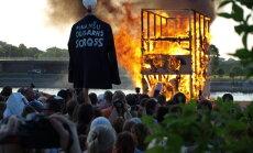 2011. gads: Oligarhu kapusvētki, Saeimas atlaišana, par prezidentu kļūst Andris Bērziņš
