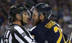 Girgensona 'Sabres' ar zaudējumu sāk NHL jauno sezonu