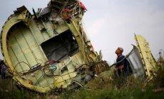 'Malaysia Airlines' lidmašīna Austrumukrainā notriekta ar raķeti no Krievijas armijas brigādes