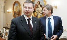 Кажока: отставка Ушакова на фоне Домбровскиса выглядела бы запоздалой