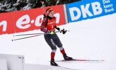 Bendika izcЫna 16. vietu PK posma sprint± un turpina cЫцu par olimpisko ceмazЫmi