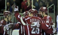 Rīgas 'Dinamo' pārbaudes turnīra noslēdzošajā spēlē izrauj uzvaru pār 'Lokomotiv'