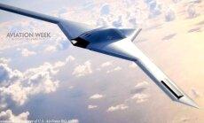 ASV izmēģina jaunas paaudzes bezpilota lidmašīnu