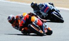 Stouners ātrākais ASV 'Grand Prix' izcīņā 'MotoGP' klasē