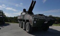 В Риге и ее окрестностях будет перевозиться военная техника