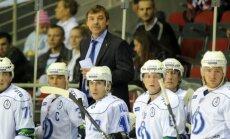 KHL Zvaigžņu spēlē Znaroks un Ržiha vadīs Ozoliņa komandu