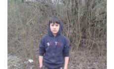 Bauskas novadā pazudušais zēns atrasts Rīgā