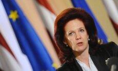 Аболтиня: вообще-то я делала очень хорошие дела на благо Латвии