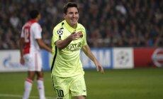 Mesi atkārto UEFA Čempionu līgas vārtu rekordu