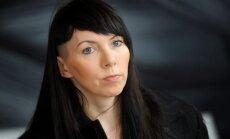 Katrīna Neiburga: 'Māksliniekam jāiet uz savu mērķi'