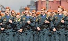 Krievija atbildēs uz NATO spēku pastiprināšanu tās robežu tuvumā, norāda amatpersona