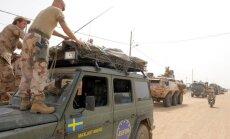 Ziņojums: Zviedrijai būtu grūtības sniegt palīdzību Baltijas valstīm Krievijas agresijas gadījumā