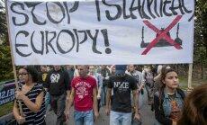 Aptauja: vairums poļu ir pret bēgļu uzņemšanu