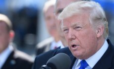 Трамп раскритиковал союзников по НАТО за низкие военные расходы