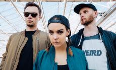 Dueta 'Phantogram' Rīgas koncertā piedalīsies grupa 'Bandmaster'