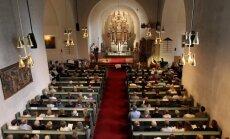 Norvēģijas baznīca četru dienu laikā zaudē 15 000 biedru