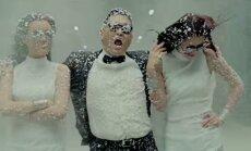 'Gangnam Style' sasniedz jaunus rekordus - video skatīts jau divus miljardus reižu