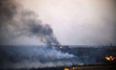 ASV gaisa triecienos Irākā likvidēti 20 islāmisti