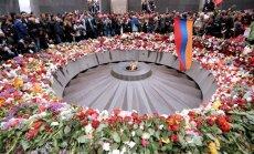 Krievijas parlamentā ierosina cietumsodu par armēņu genocīda noliegšanu
