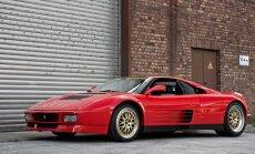 Pārdošanā nonācis 'Ferrari Enzo' prototips ar F-1 motoru