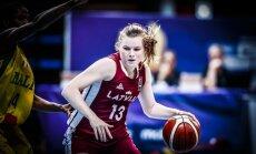 Čukste atlikušajās spēlēs pataupīs U-19 izlases jaunākās basketbolistes, kurām vēl priekšā Eiropas čempionāts