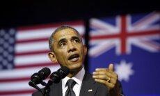 Obama: Krievijai draud vēl lielāka izolācija