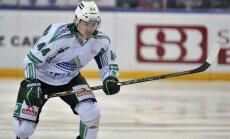 Kulda ar rezultatīvu piespēli palīdz 'Jokerit' KHL spēlē uzvarēt Bārtuļa pārstāvēto 'Admiral'