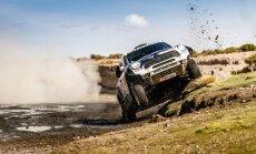 Dakaras rallijs: Kāpās mēs pacīnīsimies ar 'Peugeot', sola 'MINI'