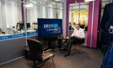 ВИДЕО: Интервью на Delfi TV: Домбурс vs Круминя и Левитс