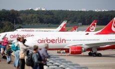 200 'Air Berlin' piloti paziņojuši par saslimšanu; lidsabiedrība spiesta atcelt lidojumus