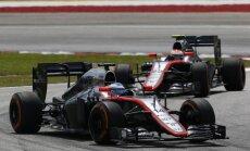 'McLaren' pilotus atkal gaida starta vietu sods