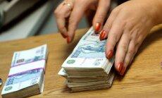 Parādu purvā iestigušiem Krievijas domes deputātiem piedraud ar mandātu atņemšanu