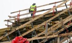 В Латвии ожидается строительный бум: отрасли понадобится до 10 000 новых работников