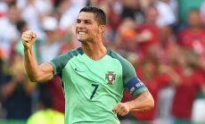 Portugal s forward Cristiano Ronaldo