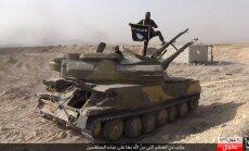 Asada spēki nevis nevar, bet negrib sakaut 'Daesh', norāda žurnāls