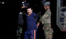'El Chapo' advokāti varētu palikt bez atalgojuma