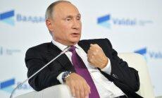 ASV gatavo Putinam pietuvināto oligarhu sarakstu