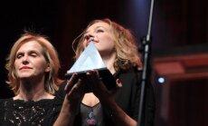 'Spēlmaņu nakts' galveno balvu saņem Nacionālā teātra 'Lūgšana resnajai tantei'