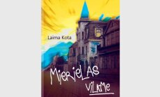 Jauna grāmata – Laima Kota 'Mierielas vilkme'
