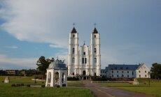 Par 170 tūkstošiem eiro remontēs Aglonas baziliku