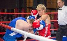 Боксер Гришунин стал 15-кратным чемпионом, у братьев из Даугавпилса — три золота