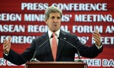ASV valsts sekretārs: spiegošana 'nav nekas neparasts'