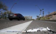 'Uber' pašbraucošais auto Arizonā notriecis sievieti