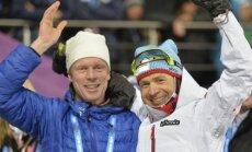 Bjērndalens panāk leģendāro Deli visu laiku medaļām bagātāko ziemas olimpiešu sarakstā
